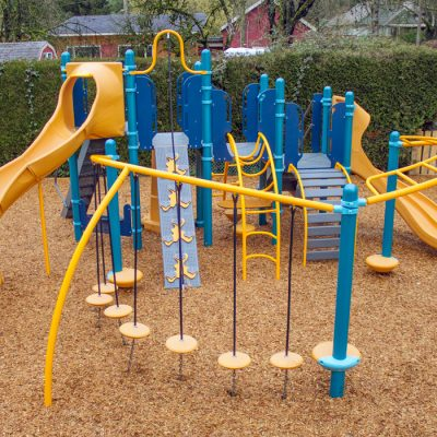 Maplewood Farm play space