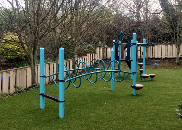 The Terraces Playground