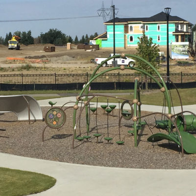 Jagare-Ridge playground structure