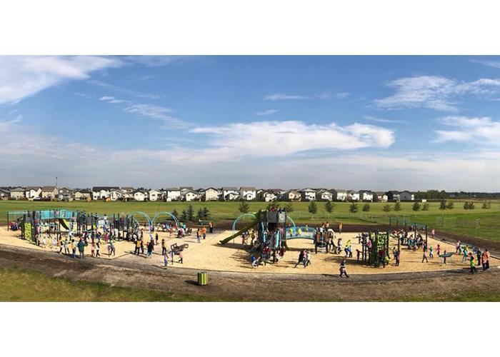 Riverstone School Playground