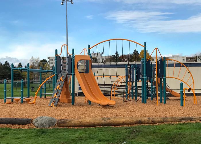 Blundell School playground