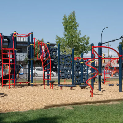Douglas Park playground with Global Motion