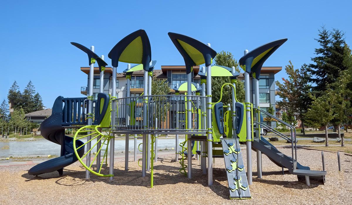 Webster Park Playground